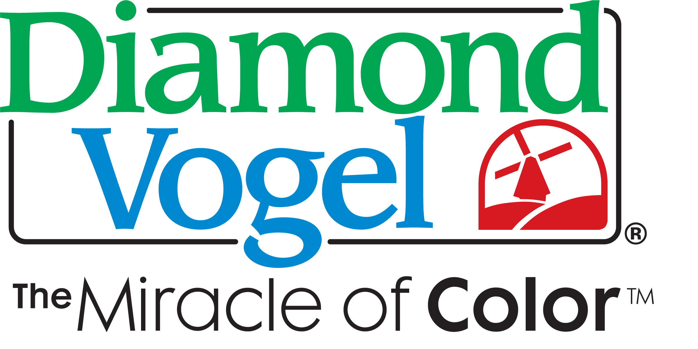diamond vogel company logo