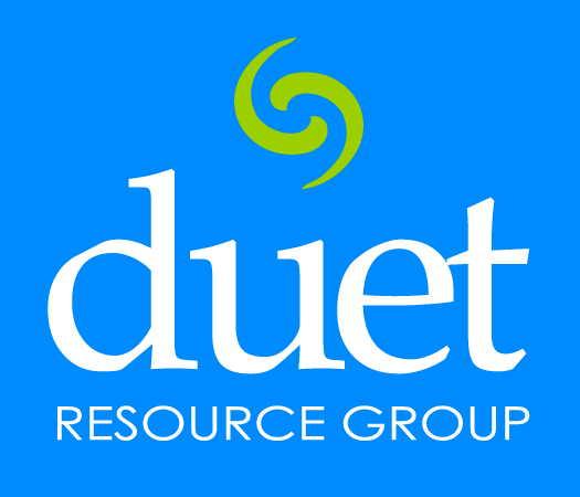 duet company logo